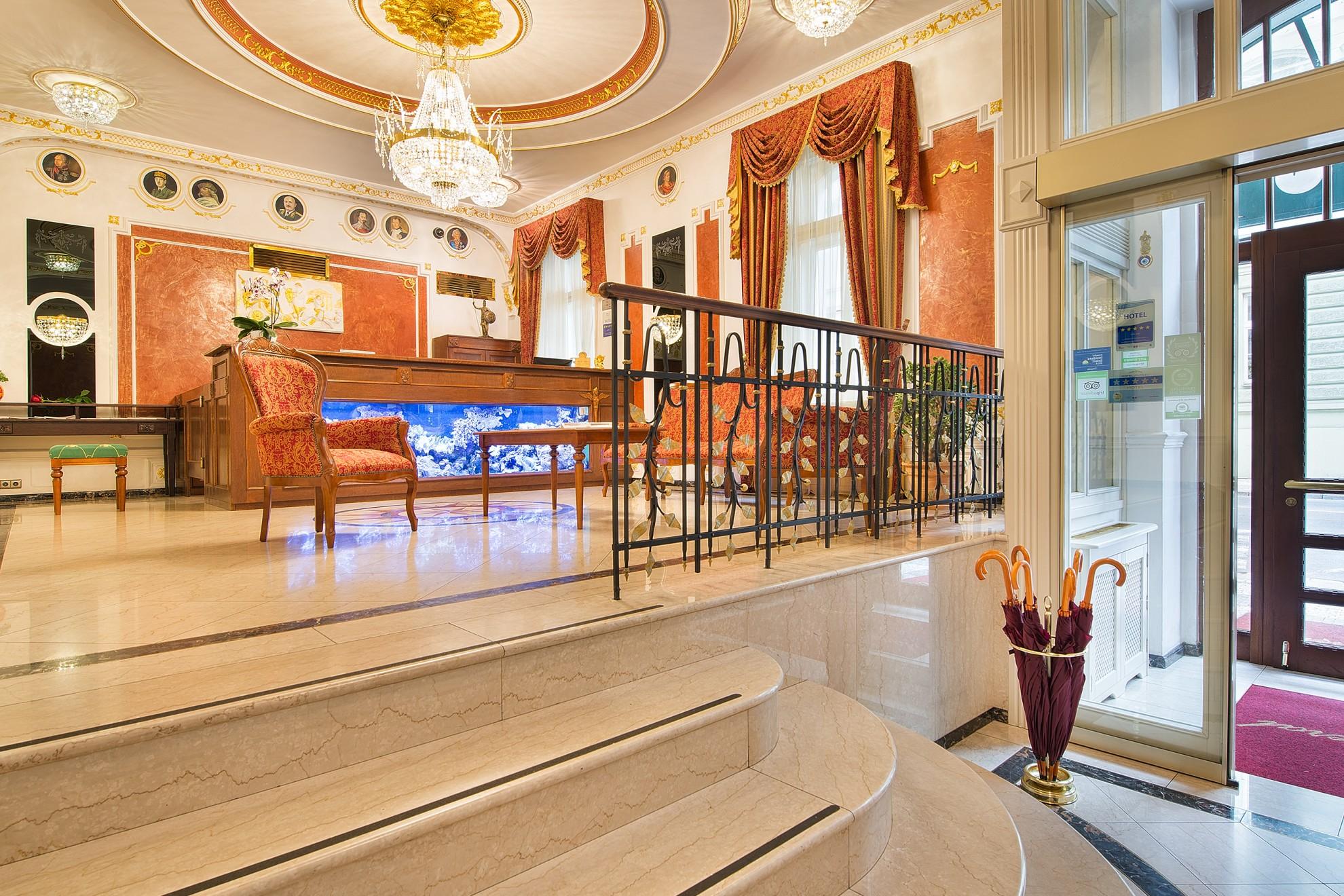 Best 5 star hotel experience in prague hotel general prague for General hotel prague